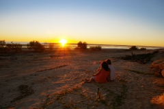 gal-sunset