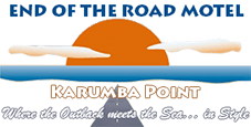 End of the Road Motel Karumba Logo